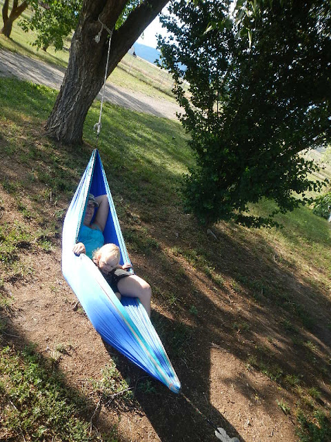 summertime hammock swing missoula montana