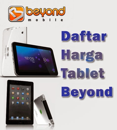 Gambar Tablet Beyond