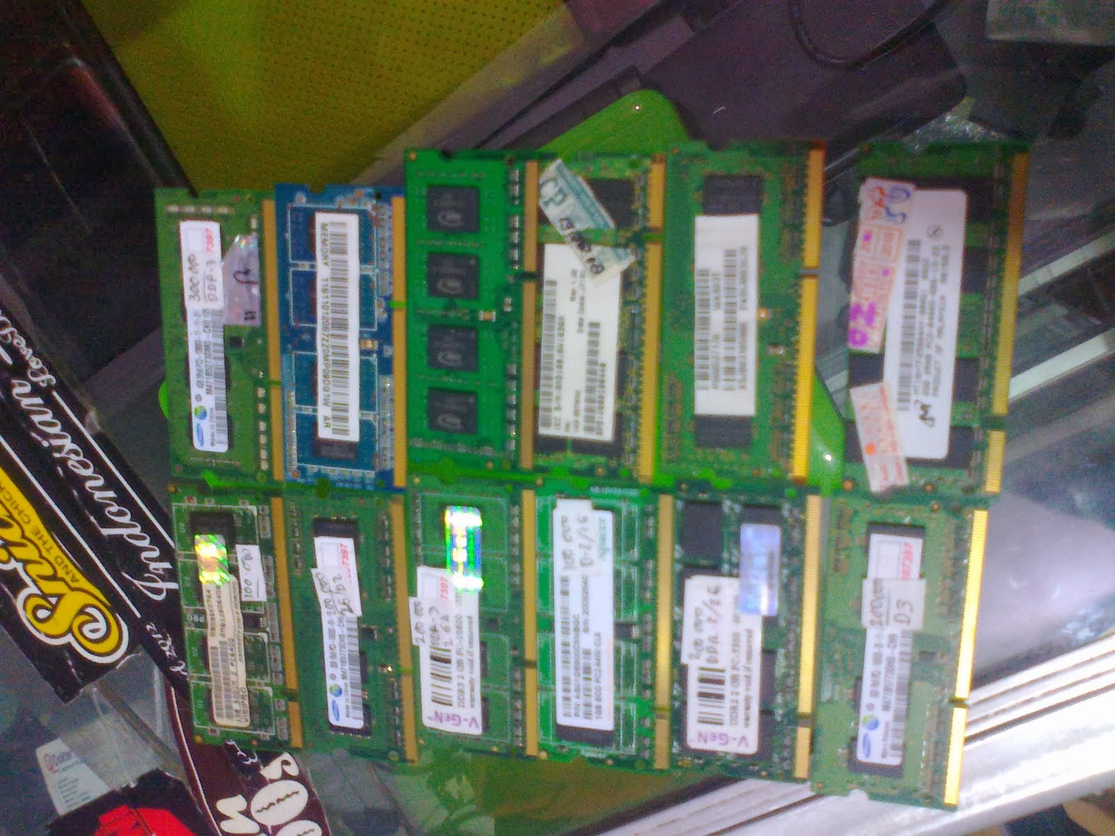 RAM SODIM SECOND FOR LAPTOP