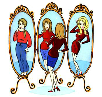 mass media influence on body image