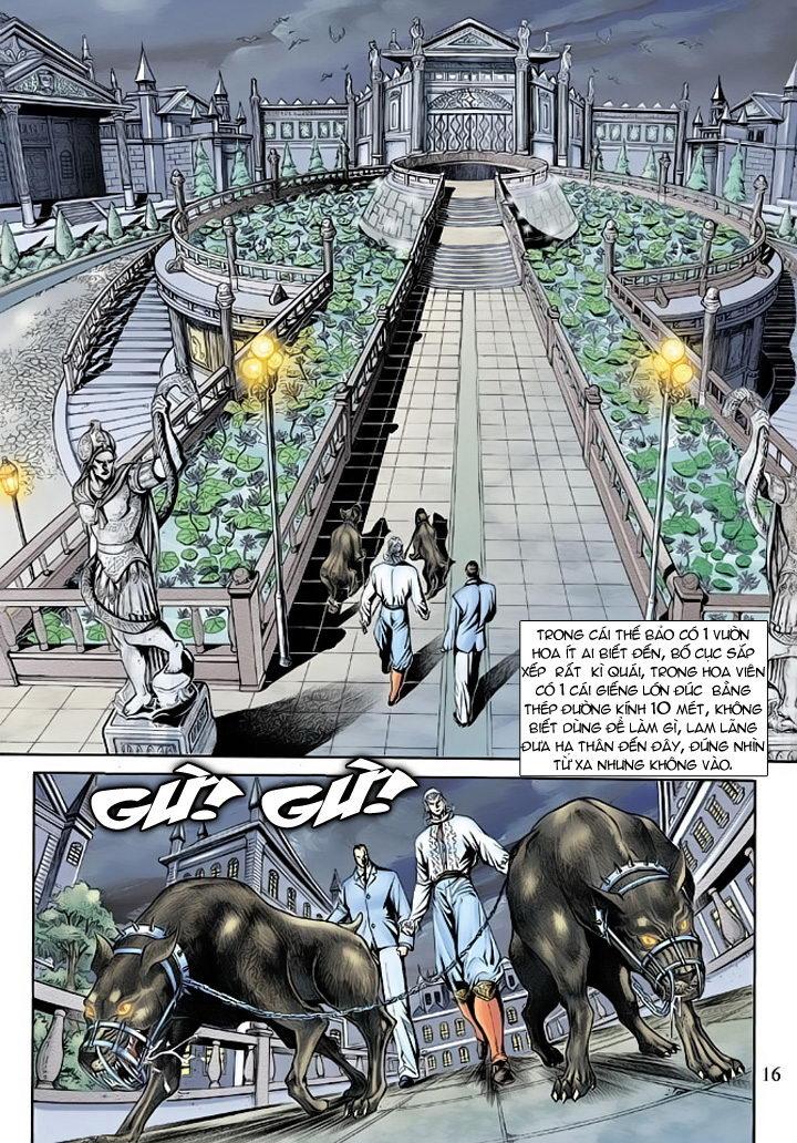 Tân Tác Long Hổ Môn chap 175 - Trang 16