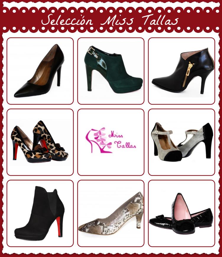 MissTallas · Zapatos bonitos para pies difíciles