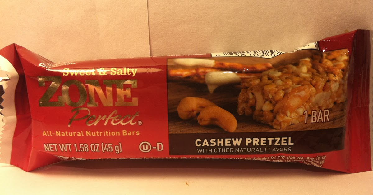 Crazy food dude review zone perfect sweet salty cashew for Food bar t zone