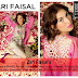 Zari Faisal Eid Ul Fitr Latest Dresses Collection 2013 For Girls
