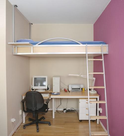 super junior desain interior kamar tidur rumah minimalis
