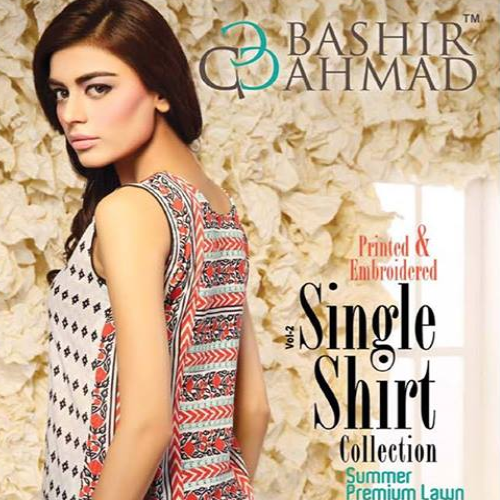 Bashir Ahmed Single Shirts Vol-2