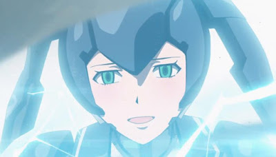Gunslinger Stratos: The Animation Episode 9 Subtitle Indonesia