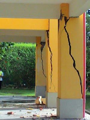 gempa di sandakan sabah