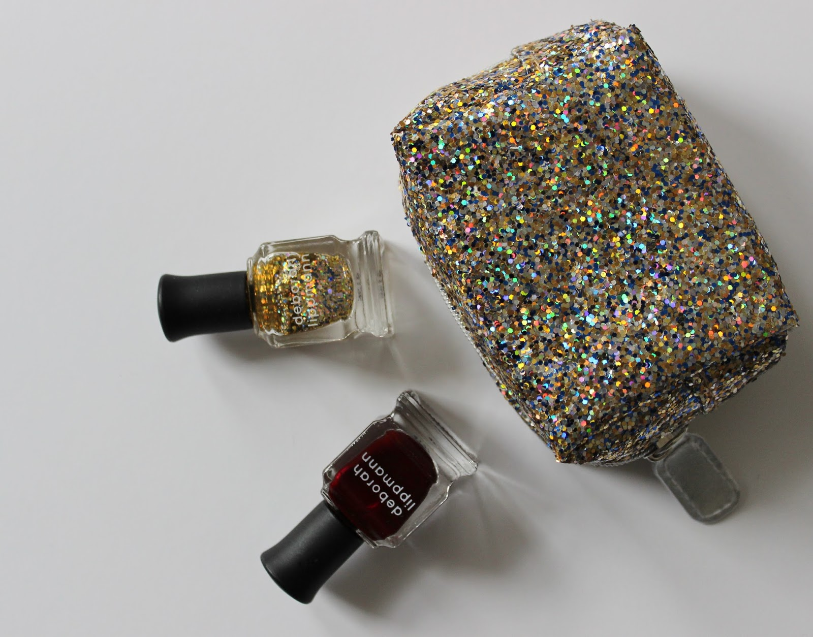 Deborah Lippmann dance music nail polish duo