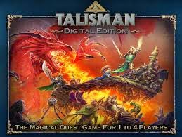 Talisman, Games Workshop, GW, Nomad, board game, iphone, ipad, review,