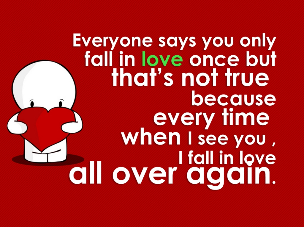 Attractive Cute Quotes To Say U0027Happy Valentineu0027s Day, My Loveu0027 Nice Look