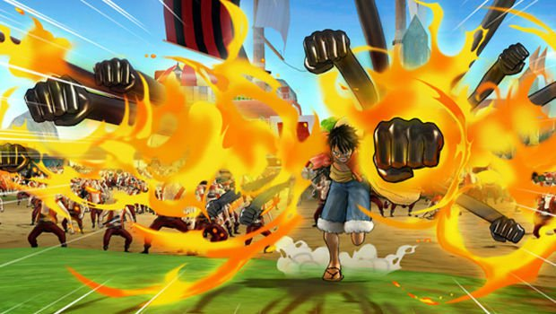 One Piece Pirate Warriors 3 PC Games 2015