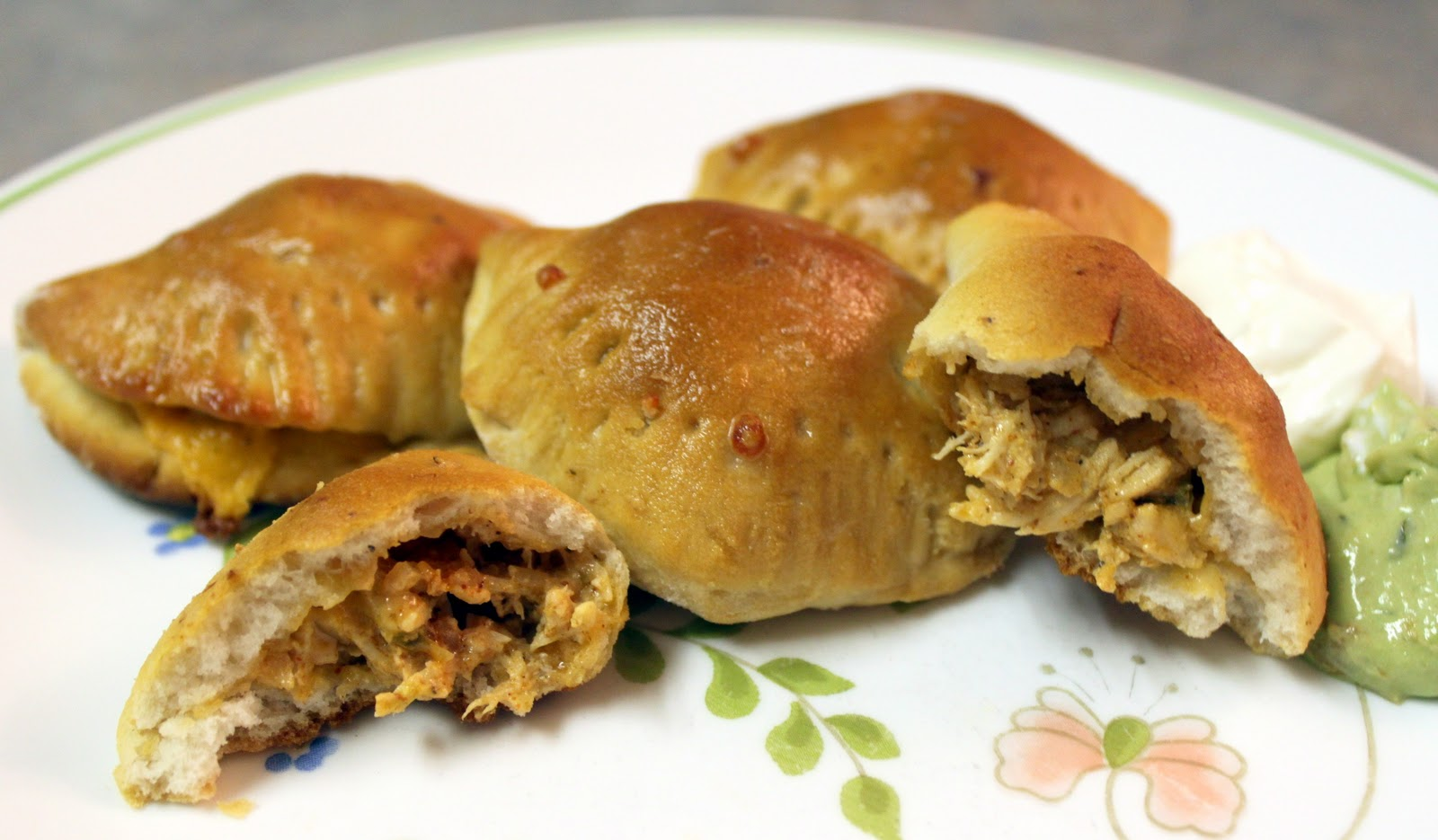 Chicken Empanadas Recipe — Dishmaps