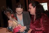 Ministra dios Direitos Humanos se emociona com a causa da criança com diabetes tipo 1