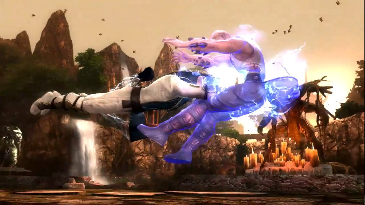 mortal kombat video game essay Called mortal kombat, midway's fighter didn't do much that was particularly new, but it managed to pull together several existing threads of game design the game's heady blend of skill-based competitive play and '90s attitude (kombat comes from the same angry school of linguistics as xtreme.