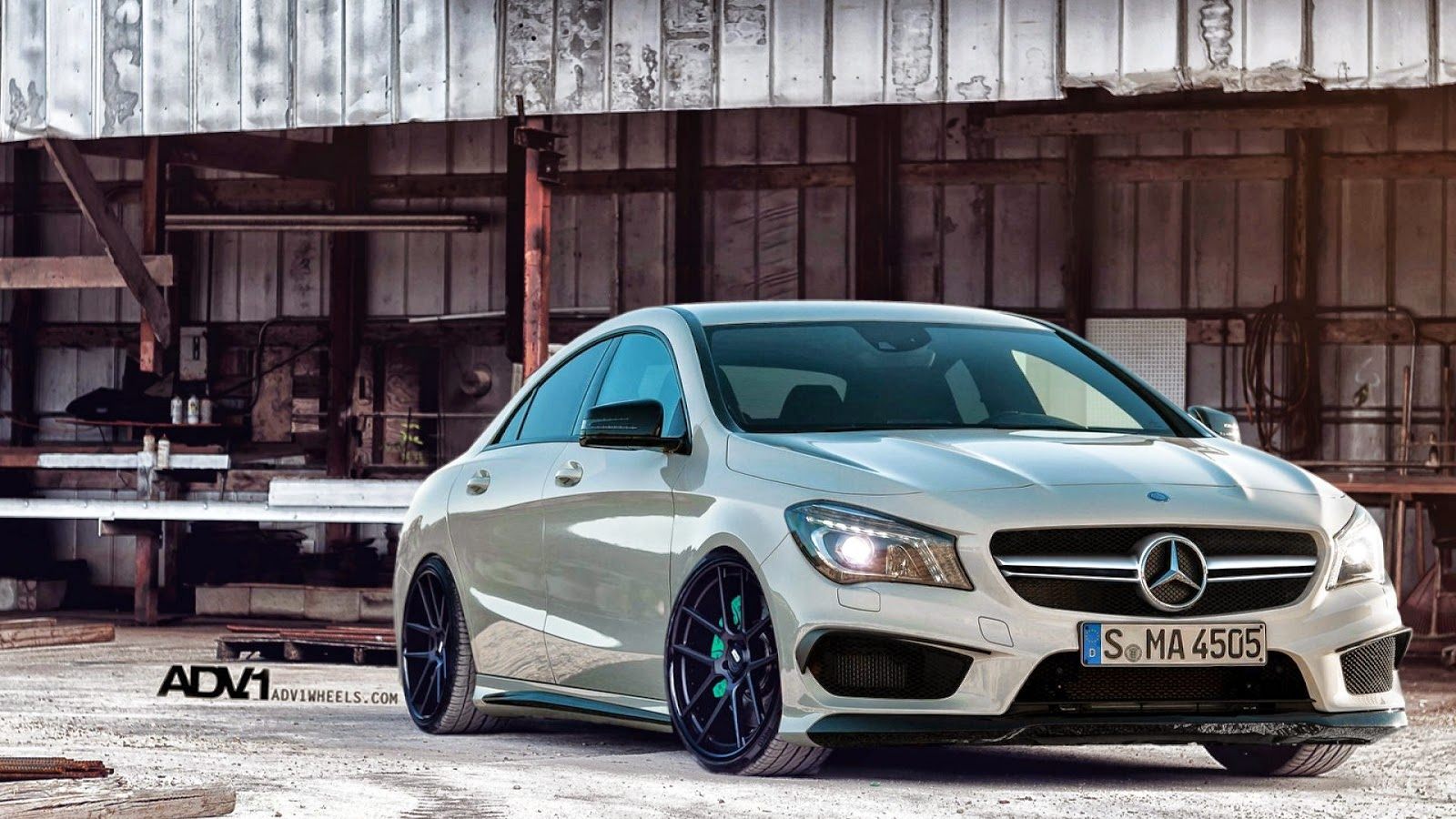 Wallpapers hd mercedes benz benztuning for Mercedes benz tuning