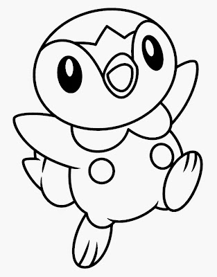 Coloring Pages Pokemon | Free Coloring Pages