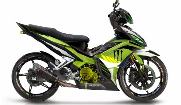 Harga Motor Yamaha Jupiter Mx Baru 2014