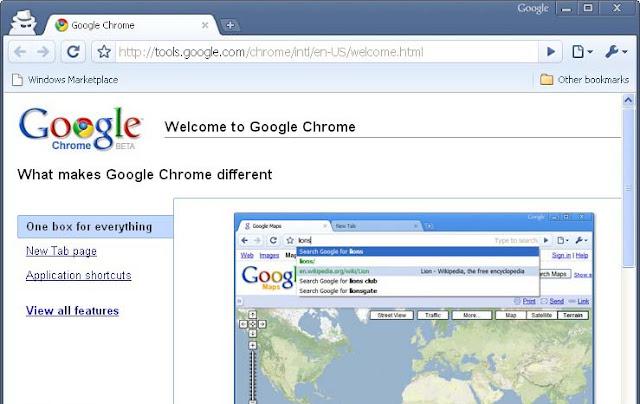 Google Chrome 27.0.14