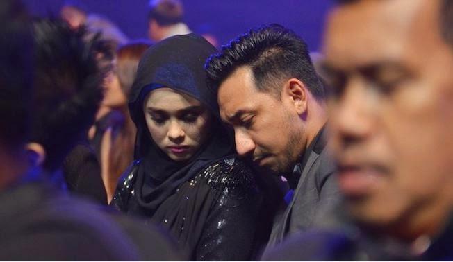 Emma Maembong Akui Sudah Tidak Cintakan Zizan Razak
