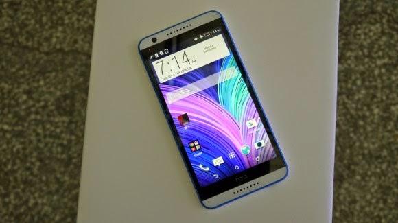 HTC Desire 820us, HP Android Octa Core Terbaru Spesifikasi Memukau
