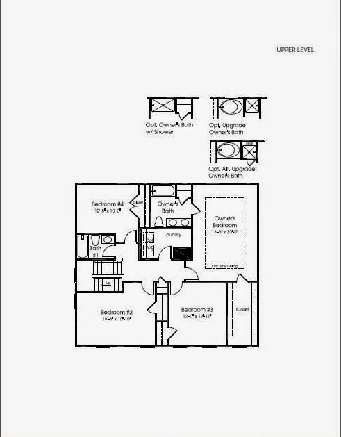 Ryan homes floor plans venice house design plans for Ran homes plans