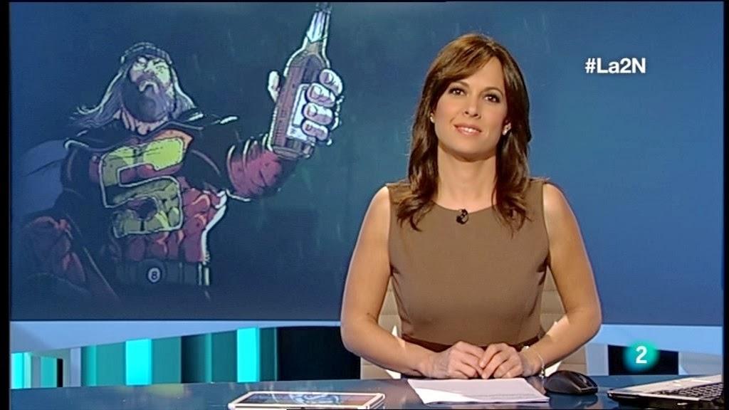 MARA TORRES, LA 2 NOTICIAS (17.01.14)