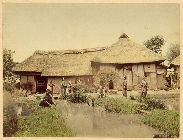 Foto-Foto Jadul Orang Jepang 130 Tahun Lalu