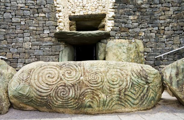 10 Unexplained Similarities between Ancient Cultures - The Spiral Motif