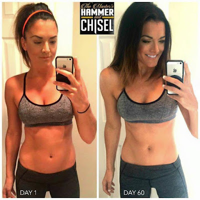21 day fix, body beast, chisel, clean eating, hammer and chisel launch group, home workout, pilot program, portion control, results, the masters hammer and chisel, the masters hammer and chisel results, tone, weight loss, workout, autumn calabrese, Sagi Kalev