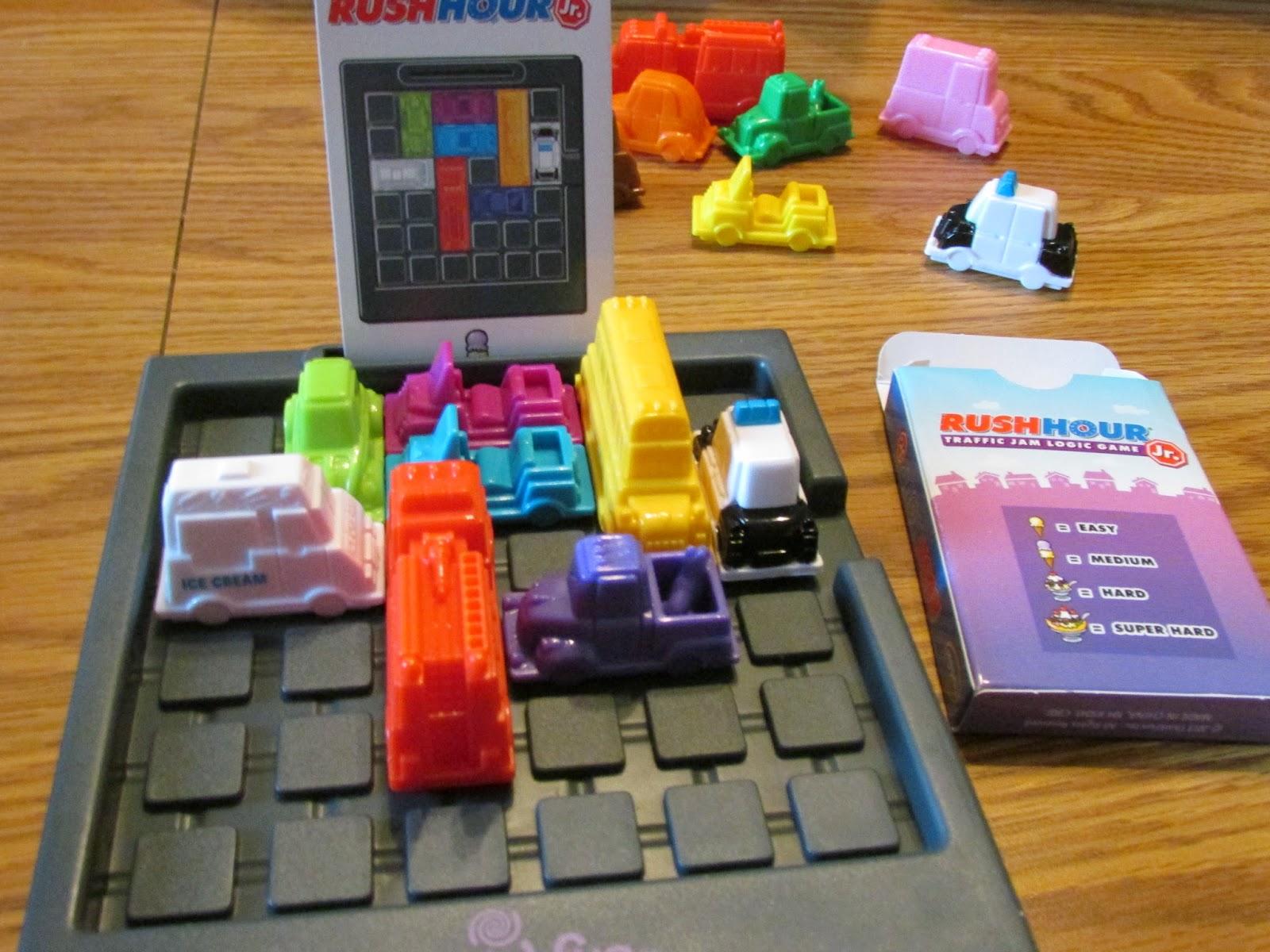 Ramblings Of A Country Homemaker Rush Hour Jr Traffic Jam Logic