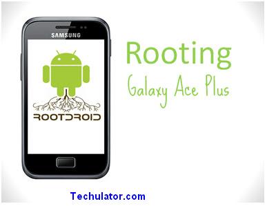Como Rootear el Samsung Galaxy Ace Plus GT-S7500/GT-S7500L