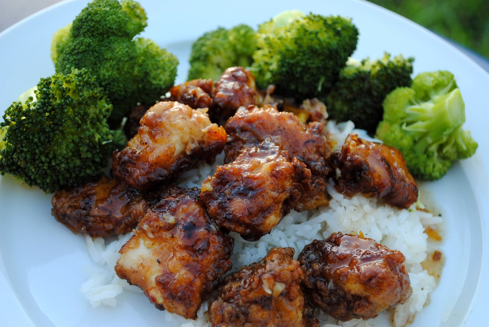 Chinese Take Out Style Orange Chicken