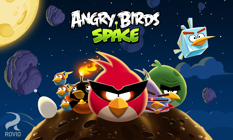 Angry Birds Space Premium v2.0.1 Apk
