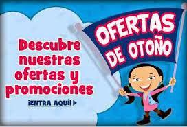 Ofertas Otoño