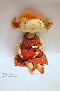 МК по пошиву замечательной куколки.