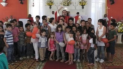 Missa das crianças - 14/09/2012