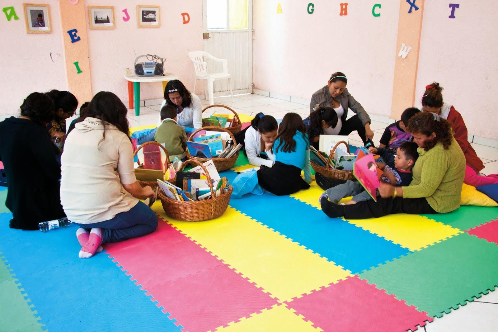Ludotecas comunitarias de la Ciudad de México: espacios para el desarrollo infantil