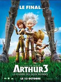 Arthur 3: Cuộc Chiến Của Hai Thế Giới - Arthur 3: The War of the Two Worlds
