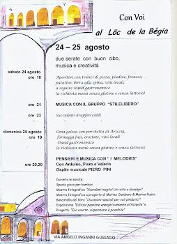Festa Lista Civica CONVOI Damiano Ceretti Sindaco