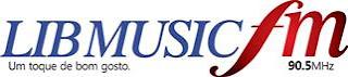 ouvir a Rádio Lib Music FM 90,5 ao vivo e online Belém