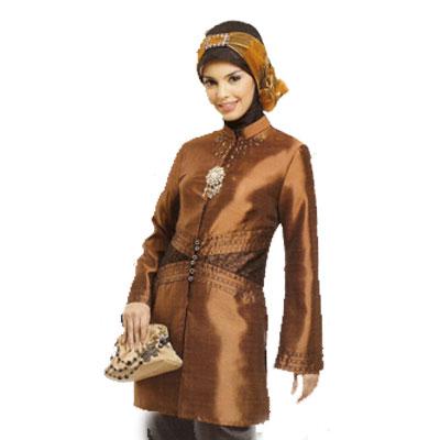 Model baju muslim terpopuler