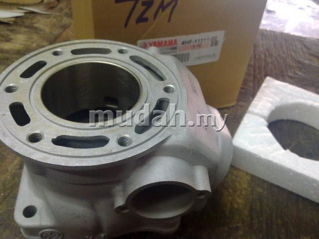 Palex Motor Parts Cylinder Block Yamaha Tzm150
