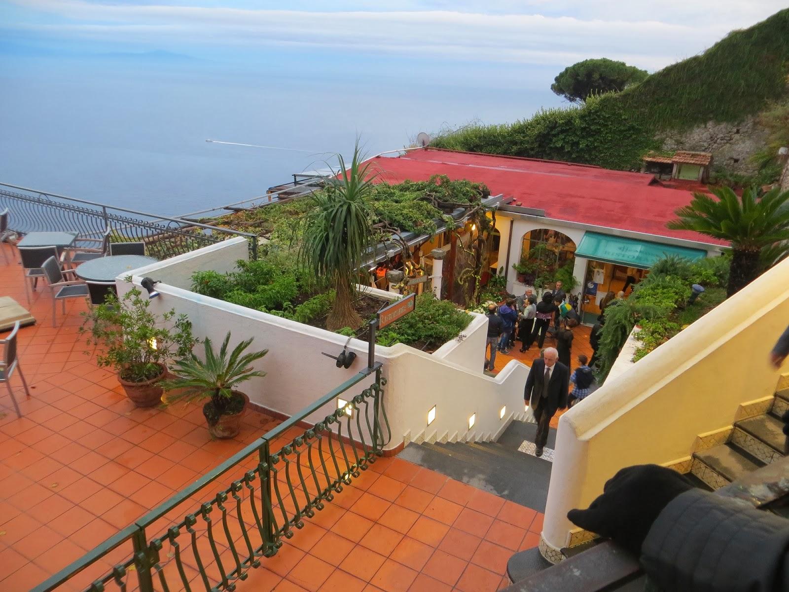 Garden Hotel, Ravello, Italy