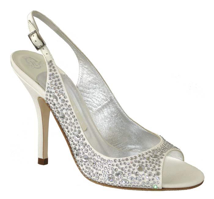 Beautiful Wedding Shoes 009 - Beautiful Wedding Shoes
