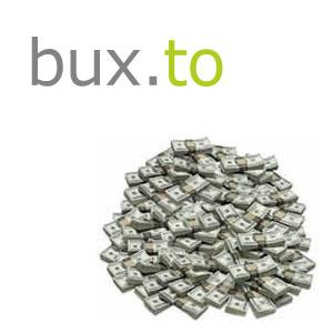 طريقة المال bux.to