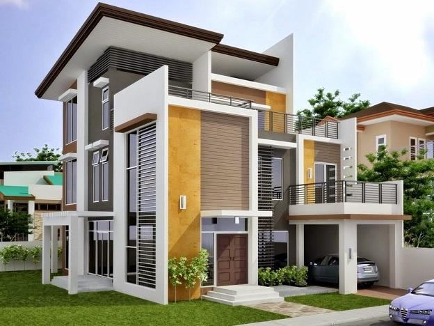Tips Cara Desain Dan Merancang Rumah Sederhana 2 lantai