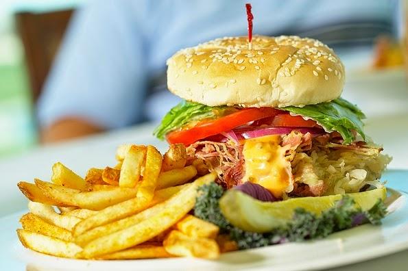 Las comidas en los bares o restaurantes