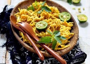 Resep Jejeruk, Masakan Khas Bali