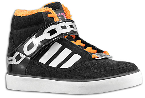 Kids adidas basketball shoes